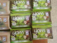 Yom-Herbal Soap AloeVera Soap- Pack of 5